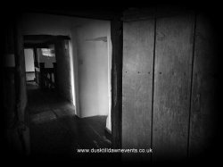 The Ghosts of Castle Lodge Ludlow