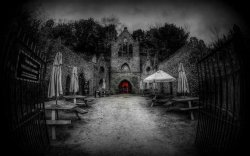 The Hellfire Caves Ghost Hunt