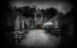The Hellfire Caves Ghost Hunt - West Wycombe
