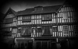 The Haunted Tea Room Ghost Hunt & Supper