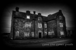 Gresley Old Hall - Ghost Hunt - Halloween Fest 2020