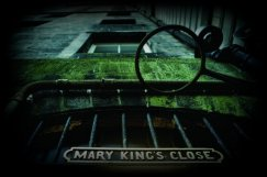 The Real Mary Kings Close Ghost Hunts - Edinburgh