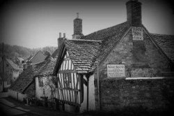 Ancient Ram Inn Ghost Hunt Gloucestershire