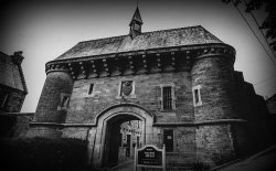 Bodmin Jail Cornwall Ghost Hunt