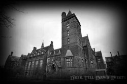 Newsham Park Hospital Liverpool Ghost Hunt