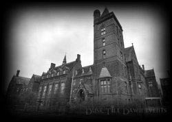 Abandoned Newsham Park Asylum and Orphanage Ghost Hunt