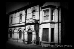 Old Nick Theatre Ghost Hunt Gainsborough