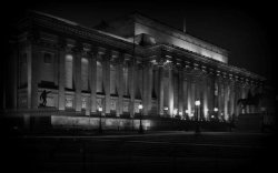 St Georges Hall - Liverpool - Ghost Hunt