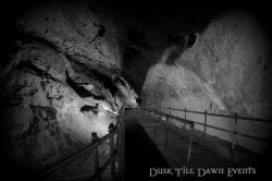 Wookey Holes Caves and Victorian Mill Ghost Hunt