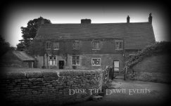 Codnor Castle Farmhouse Ghost Hunts