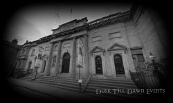 Galleries Of Justice Ghost Hunt Nottingham