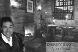 Derby Old Gaol Elite Ghost Hunt Supper with TV Historian Richard Felix