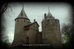 Castell Coch Tongwynlais Cardiff Ghost Hunts