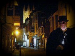 Spirits of Canterbury! Ghost Walk & Ghost Hunt