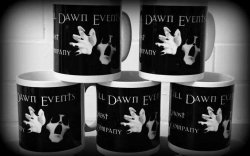 Dusk Till Dawn Events Mug