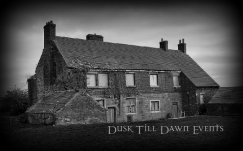 Abandoned Farmhouse Codnor - Derbyshire