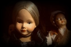 The Haunted Dolls with Souls Seance Vigils