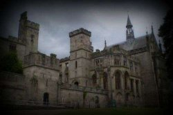Alton Towers Staffordshire Ghost Hunt