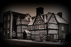 The Four Crosses Inn Cannock Staffordshire