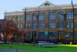 The Ragged School London Ghost Hunt