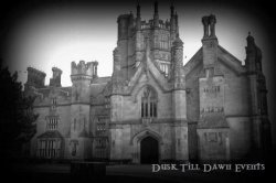 Margam Castle Ghost Hunt Port Talbot