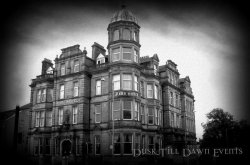 Abandoned Park Hotel Ghost Hunt Morecambe