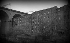 Weir Mill Stockport Manchester