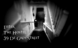 Enter the Hostel of 39 De Grey Street Hull Ghost Hunt