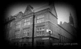 "Steelhouse Lane Police Station ""The Lock Up"" Ghost Hunt"