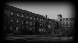Old Abandoned Walton Mill Ghost Hunt Chesterfield