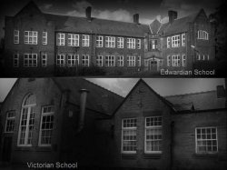 The Hauntings of the Old Schools 2 locations in 1 night
