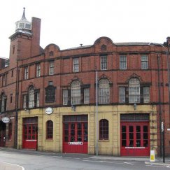 Fire & Police Museum Sheffield South Yorkshire