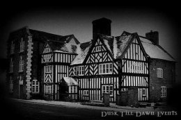 The Four Crosses Friday the 13th Ghost Hunt Cannock Chase