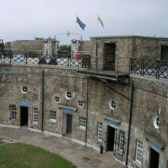 Harwich Redoubt Fort Essex