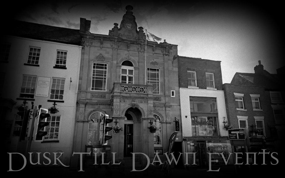 Ashbourne Town Hall Ghost Hunts