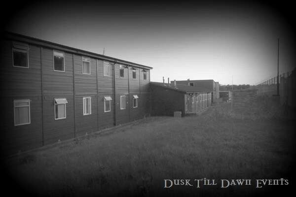 Ashwell Prison Ghost Hunts with Dusk Till Dawn Events