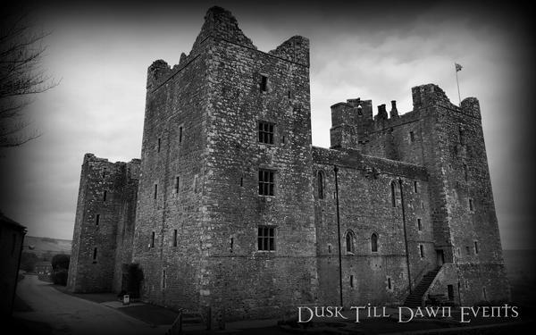 Bolton Castle Ghost Hunts with Dusk Till Dawn Events