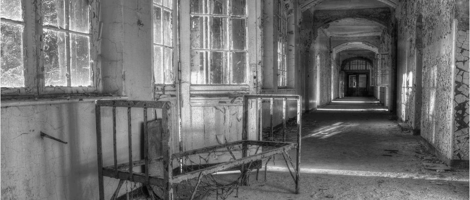 Haunted Asylum Ghost Hunts