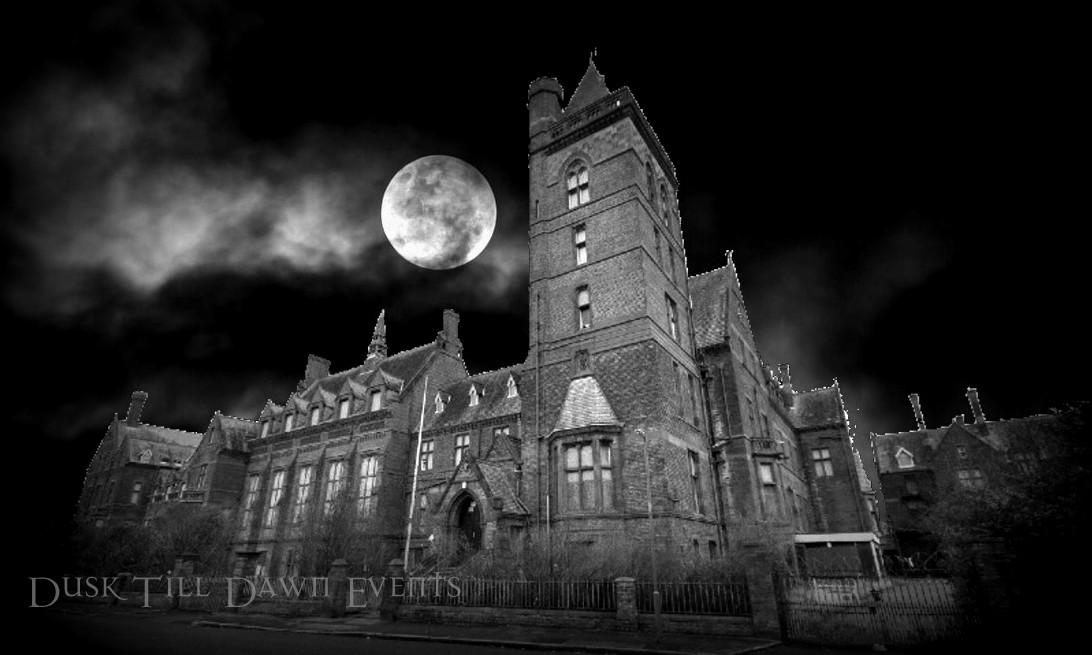 Newsham Park Hospital Ghost Hunts