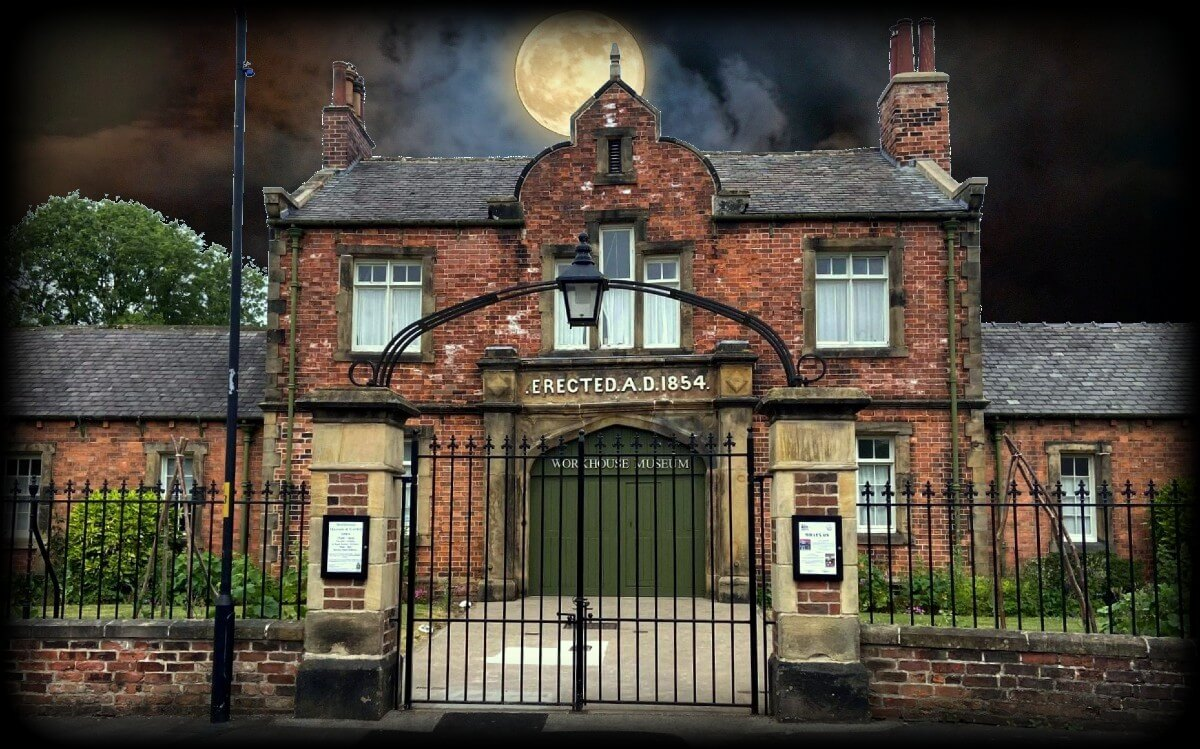 Ripon Workhouse and Orphanage Ghost Hunts Dusk Till Dawn Events