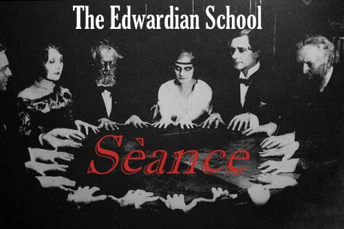 Seance Experience at the Old Edwardian School Nottingham