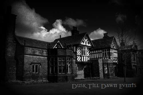 Smithills Hall Ghost Hunt