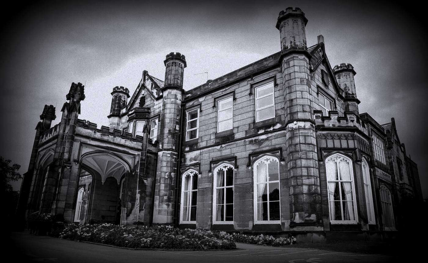 Ghost hunt st catherines hospital 12th may 2017 dusk for Catherines house