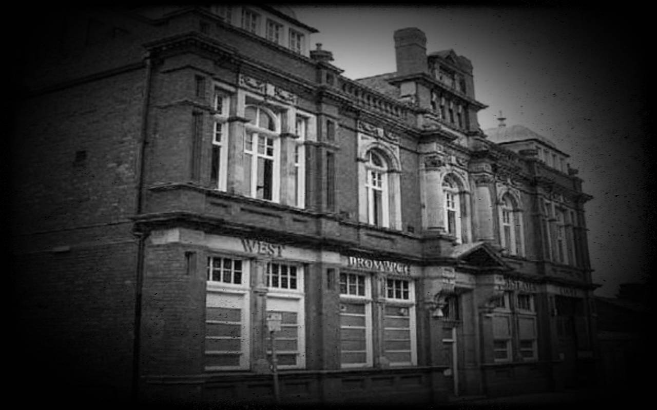 Victorian Courts Of Justice Ghost Hunts