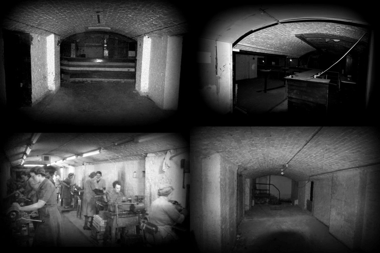 The Secret WW2 Tunnels of New Brighton Ghost Hunts