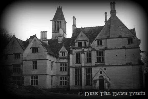 Woodchester Mansion Ghost Hunts