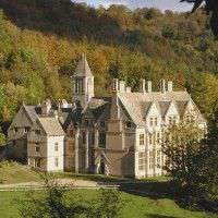 Woodchester Mansion Gloucestershire