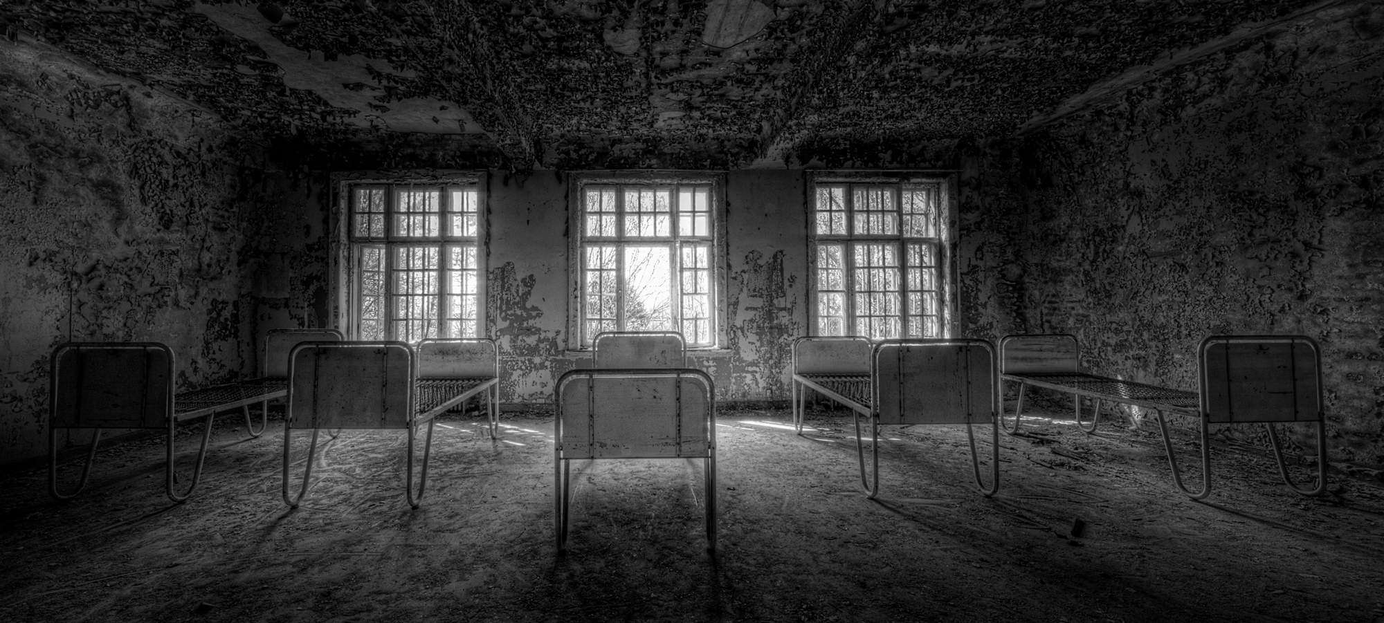Newsham Park Hospital Fright Fest Liverpool